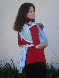 620b9f88003 Make a Baby Sling in Minutes